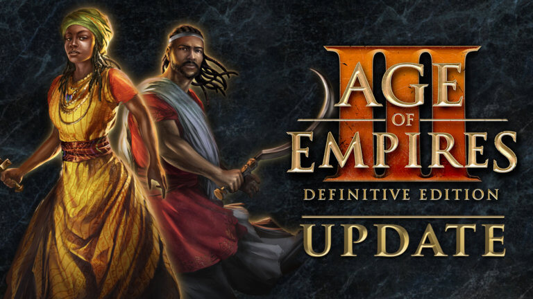 'Age of Empires III: Definitive Edition — Update 38254' thumbnail