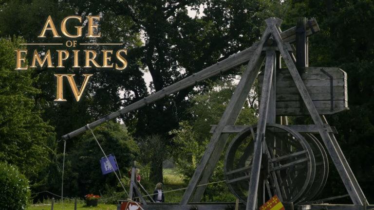 'Age of Empires IV At Gamescom 2021' thumbnail