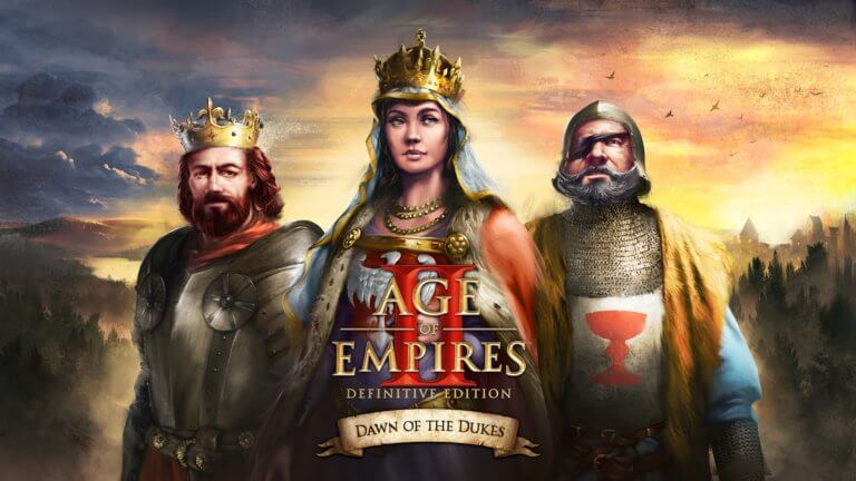 'Pre-Order Age of Empires II: Definitive Edition – Dawn of the Dukes, coming August 10th!' thumbnail