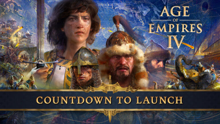 'Are you ready? Age of Empires IV is coming!' thumbnail