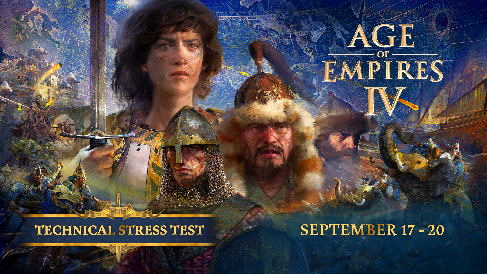Join the Age IV Technical Stress Test!