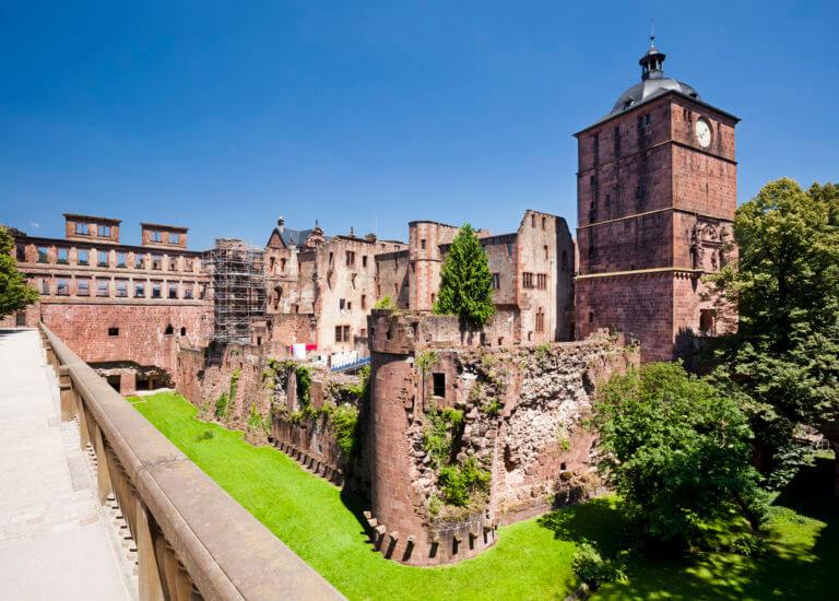 'The History of Heidelberg Castle' thumbnail