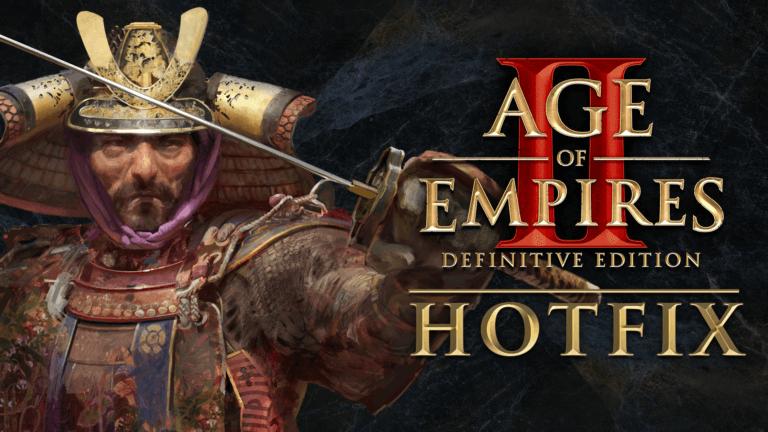 'Age of Empires II: Definitive Edition — Hotfix 53347' thumbnail