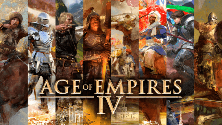'Age of Empires IV Has Gone Gold!' thumbnail