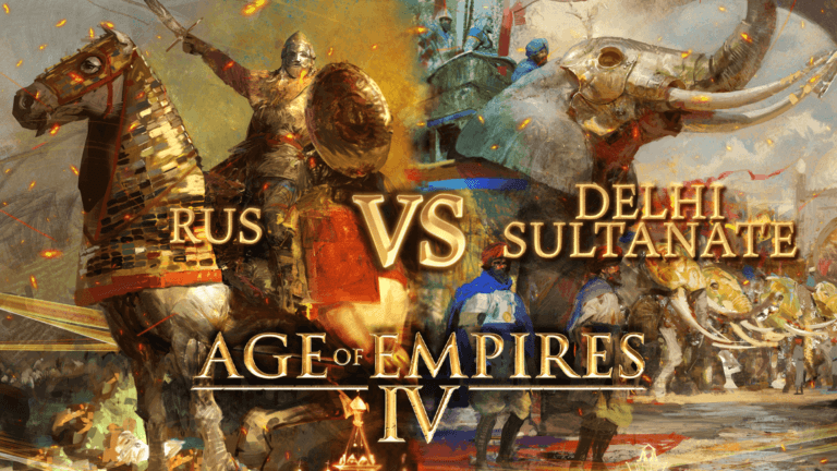 'Rus vs. Delhi Sultanate: Who Will You Pick?' thumbnail